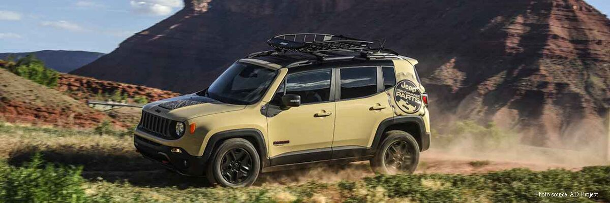 Jeep Renegade Deserthawk Kendall Jeep