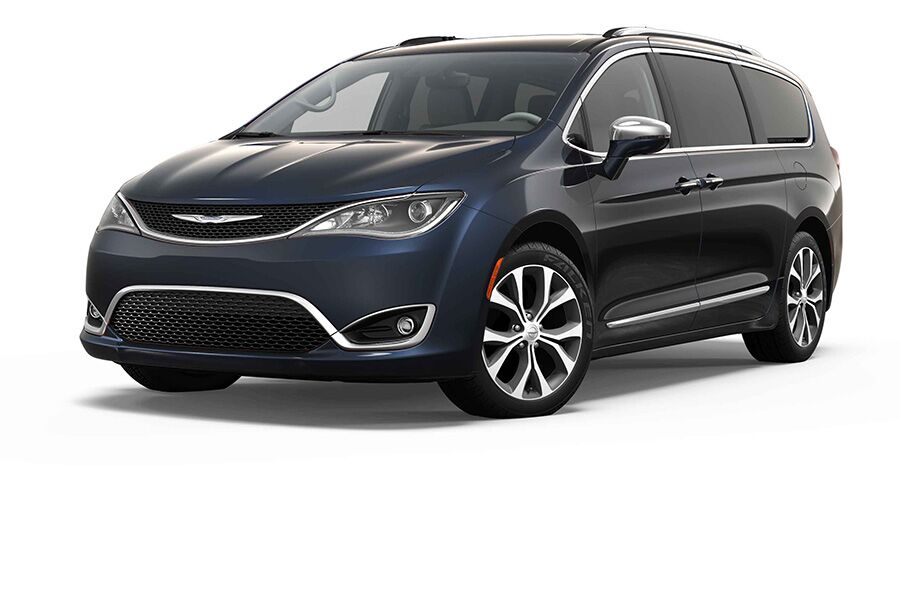 2017 Chrysler Pacifica at Kendall Chrysler