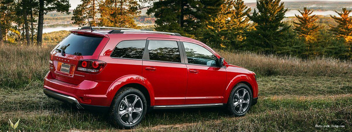 Dodge Journey at Kendall Dodge
