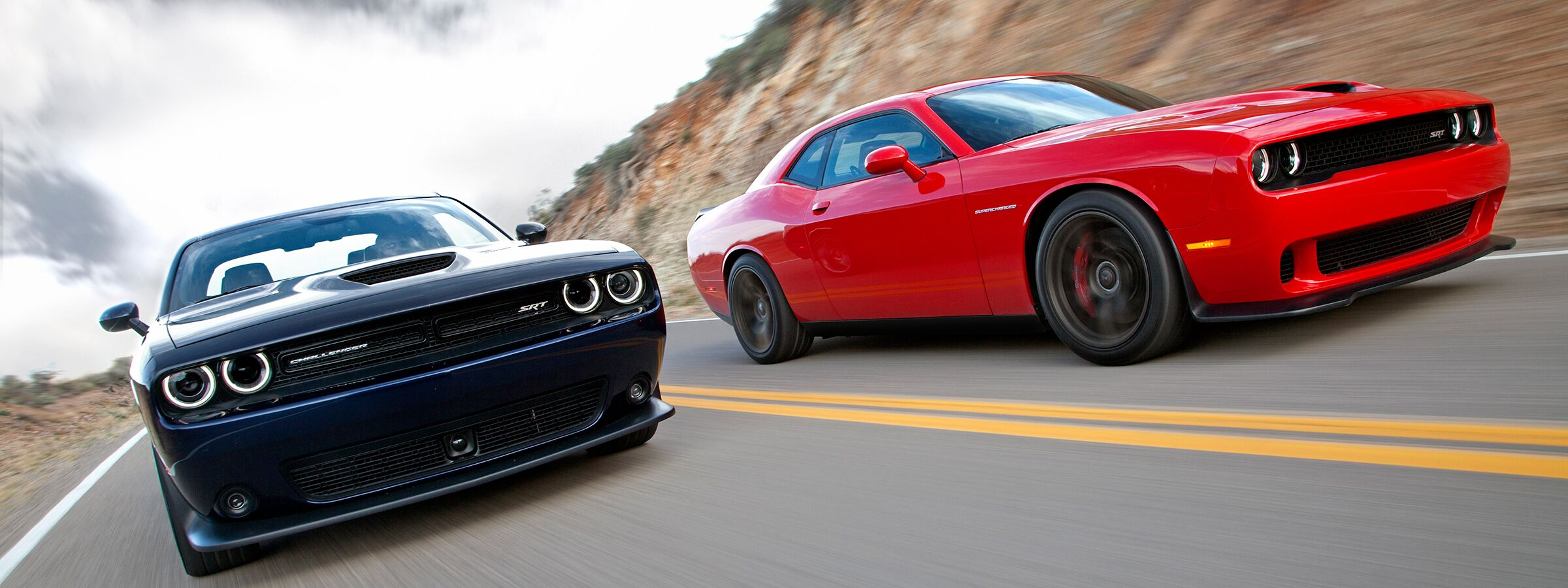 dodge challenger performance