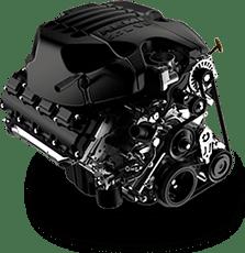 2017 Ram 5.7L Hemi engine