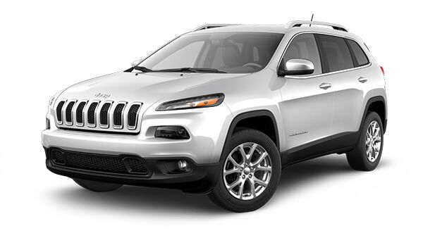 2016 Jeep Cherokee at Kendall Jeep