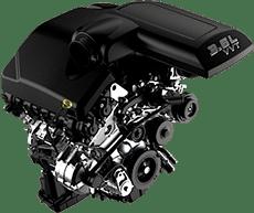 Ram 3.6L Pentastar engine