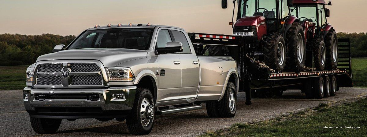 Ram 3500 engine and towing capacibilities