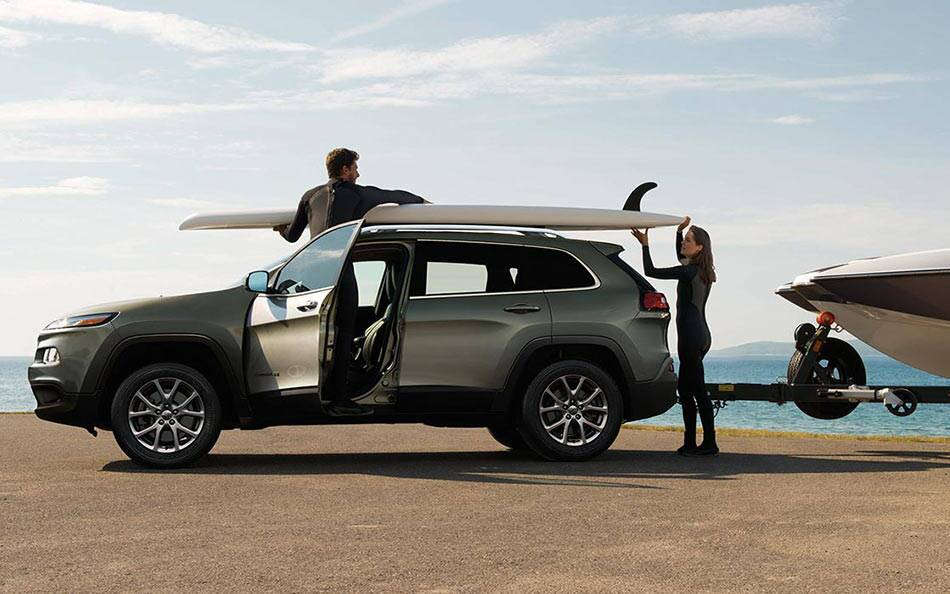 2016 jeep cherokee a new look with even greater capability. Black Bedroom Furniture Sets. Home Design Ideas