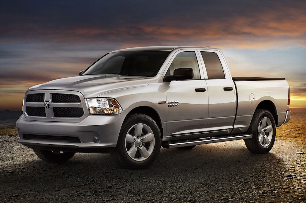 Ram 1500 Best Gas Mileage For A Pickup Truck In 2016