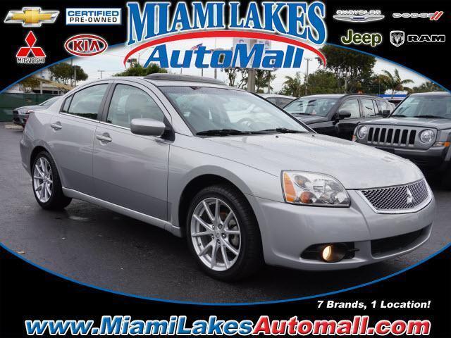 2012 Mitsubishi Galant Miami - Used Car Spotlight