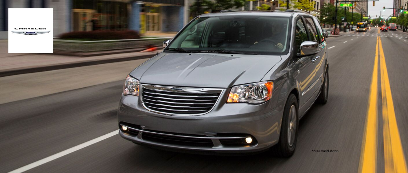 2015 Chrysler Town and Country Miami FL