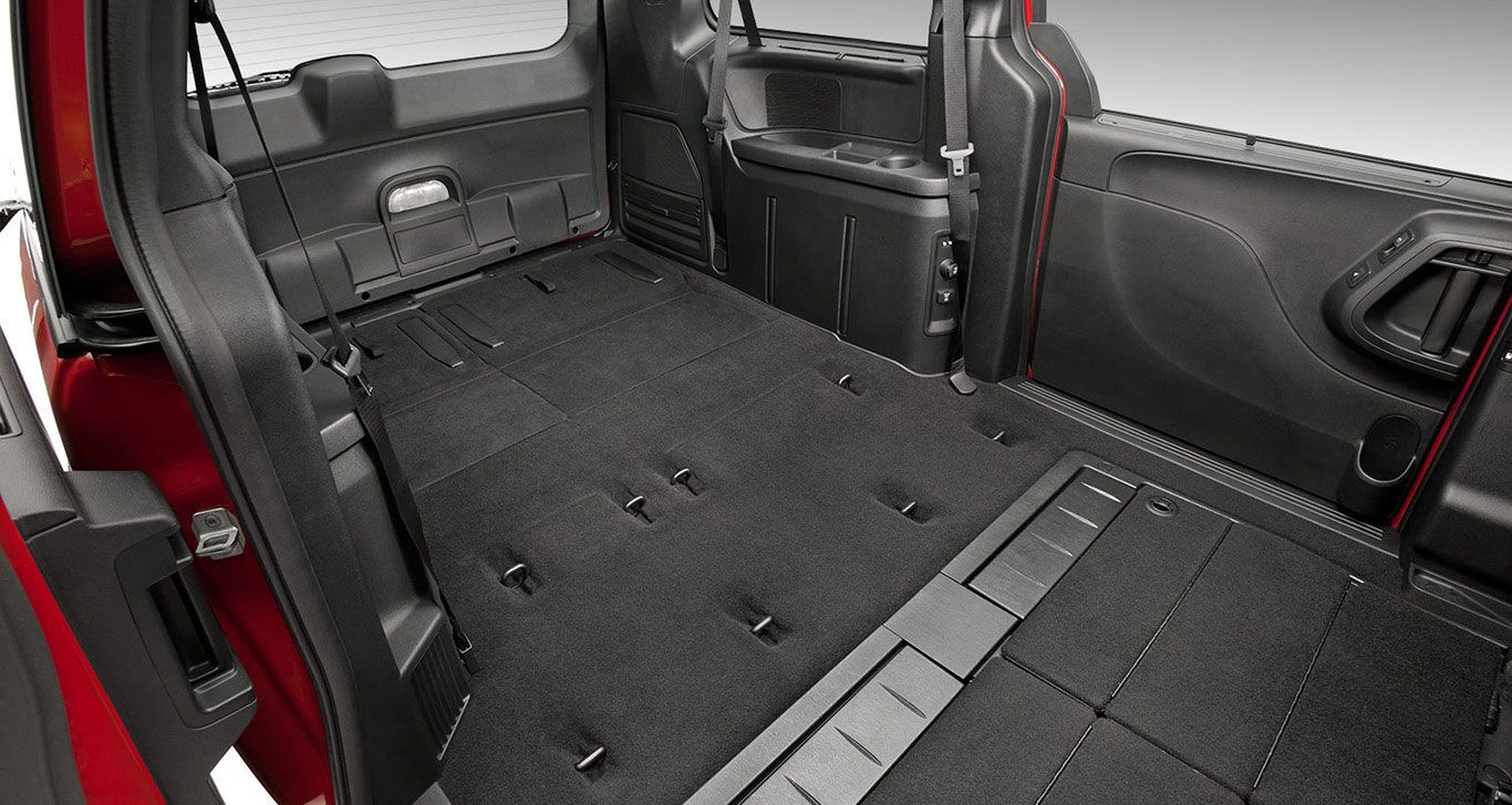 2016 Dodge Grand Caravan A Comfortable And Safe Space