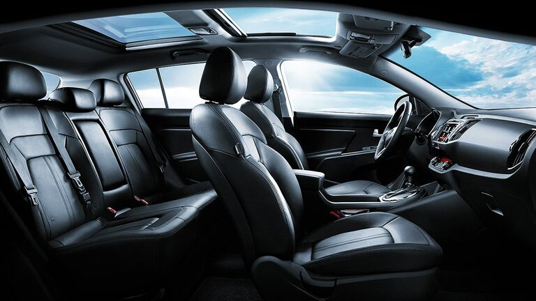 2015 Kia Sportage Seats