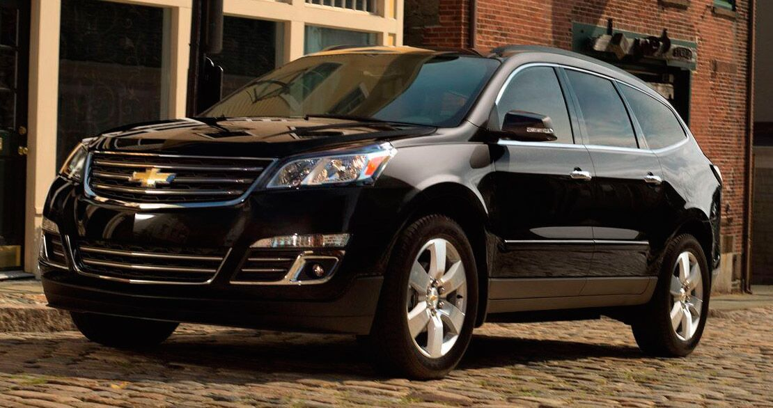 2015 Chevy Tahoe Or Chevy Traverse Which Is The Better Suv
