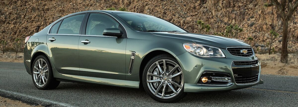 2015 Chevy SS