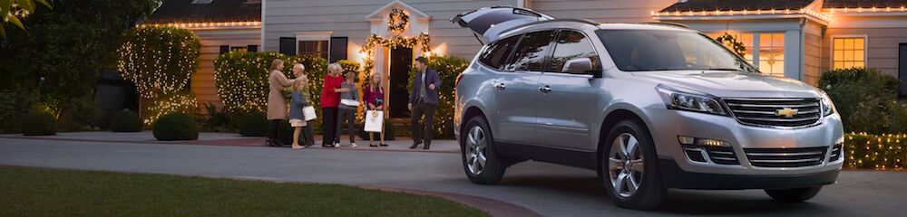 2016 Chevy Traverse - Family