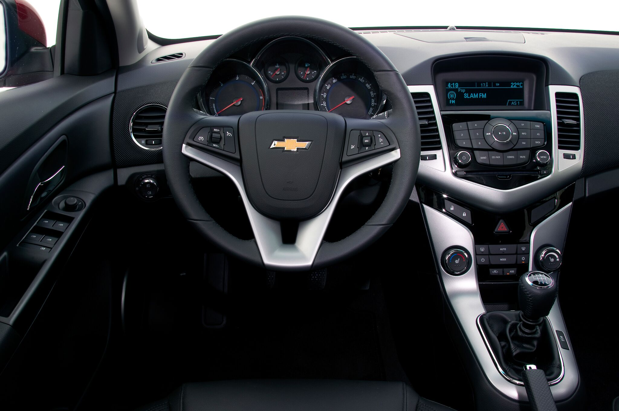 Charming 2016 Chevrolet Cruze Interior Photo