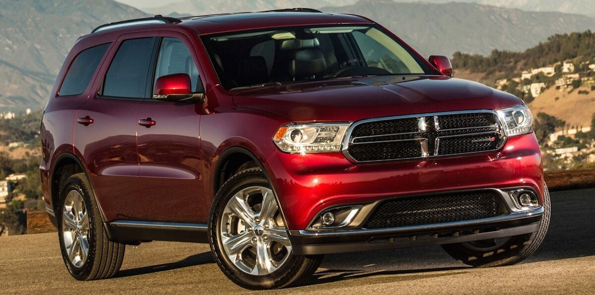 2016 Dodge Durango SRT 392