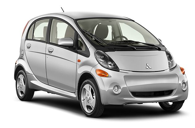 Mitsubishi i-Miev Specs and details