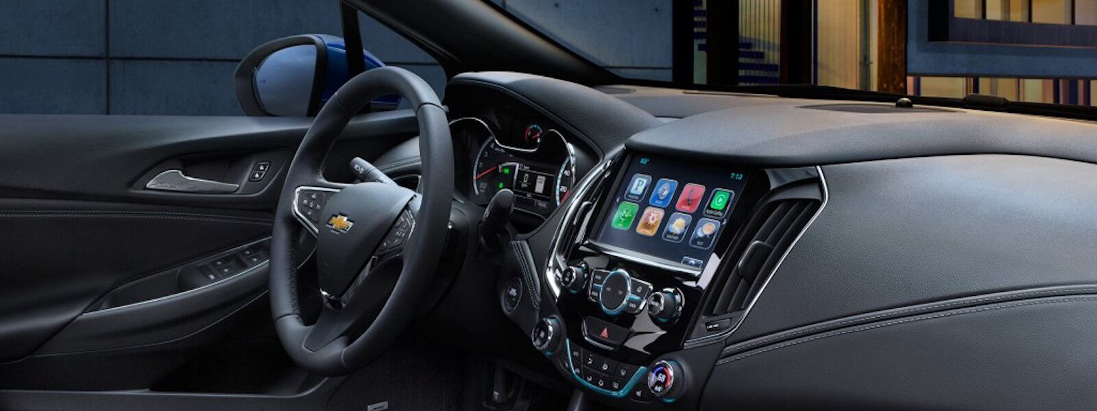 2016 Chevy Cruze Technology