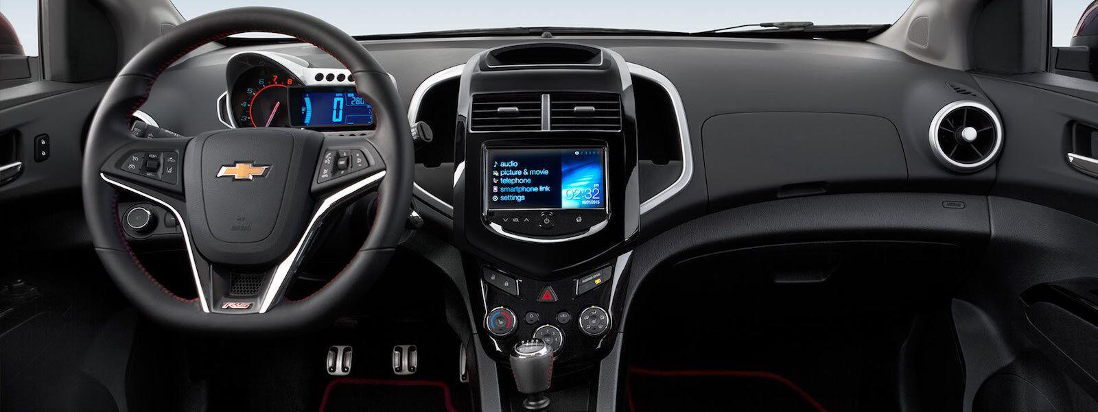 Chevy Sonic Interior