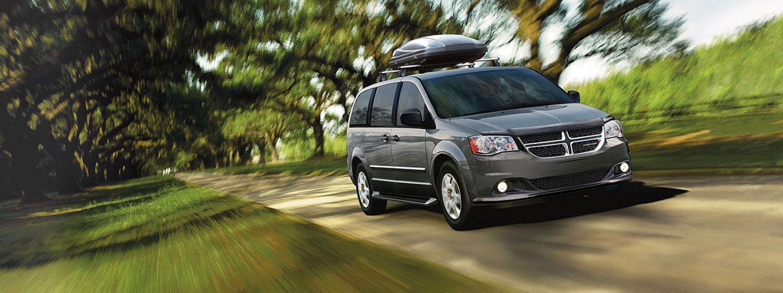 2016 Dodge Grand Caravan Performance