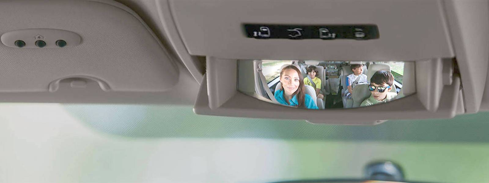 2016 Dodge Grand Caravan Safety