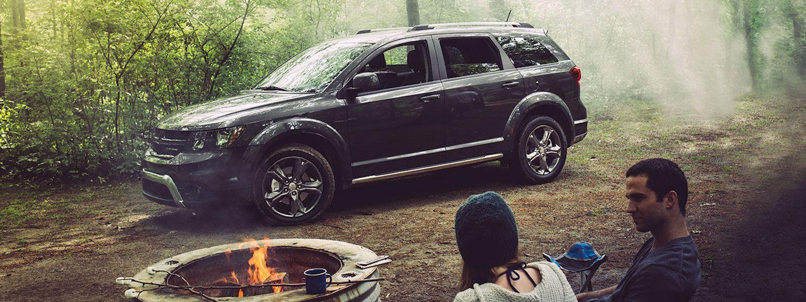 2016 Dodge Journey Safety