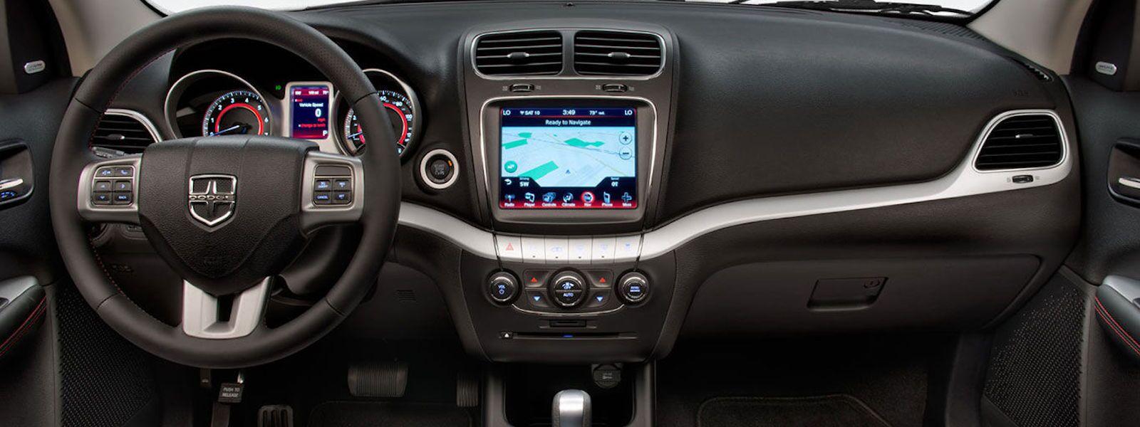 2016 Dodge Journey Technology