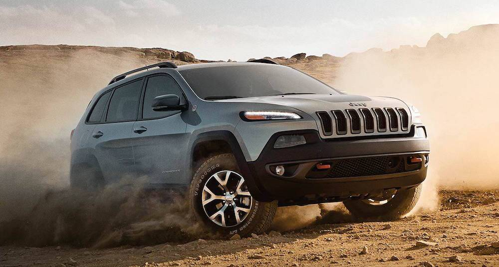 2016 Jeep Cherokee Performance