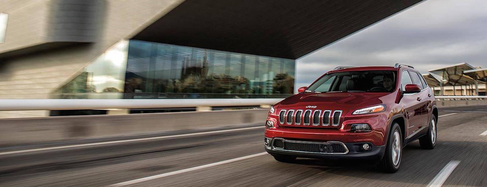 2016 Jeep Cherokee Style