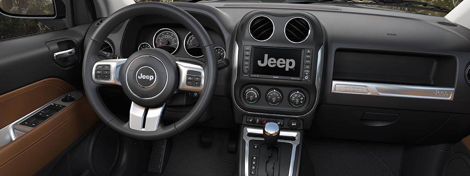 2016 Jeep Compass Interior