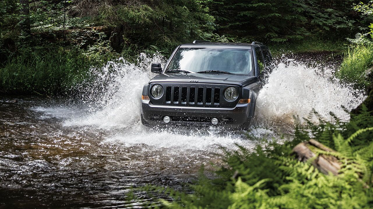 Apart From Freedom Drive Ii The 2016 Jeep Patriot Also Comes With Plenty Of Other Capable And Adventure Ready Gear For Example Available Heavy Duty