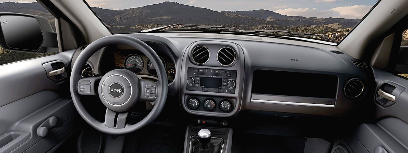 2016 Jeep Patriot Technology