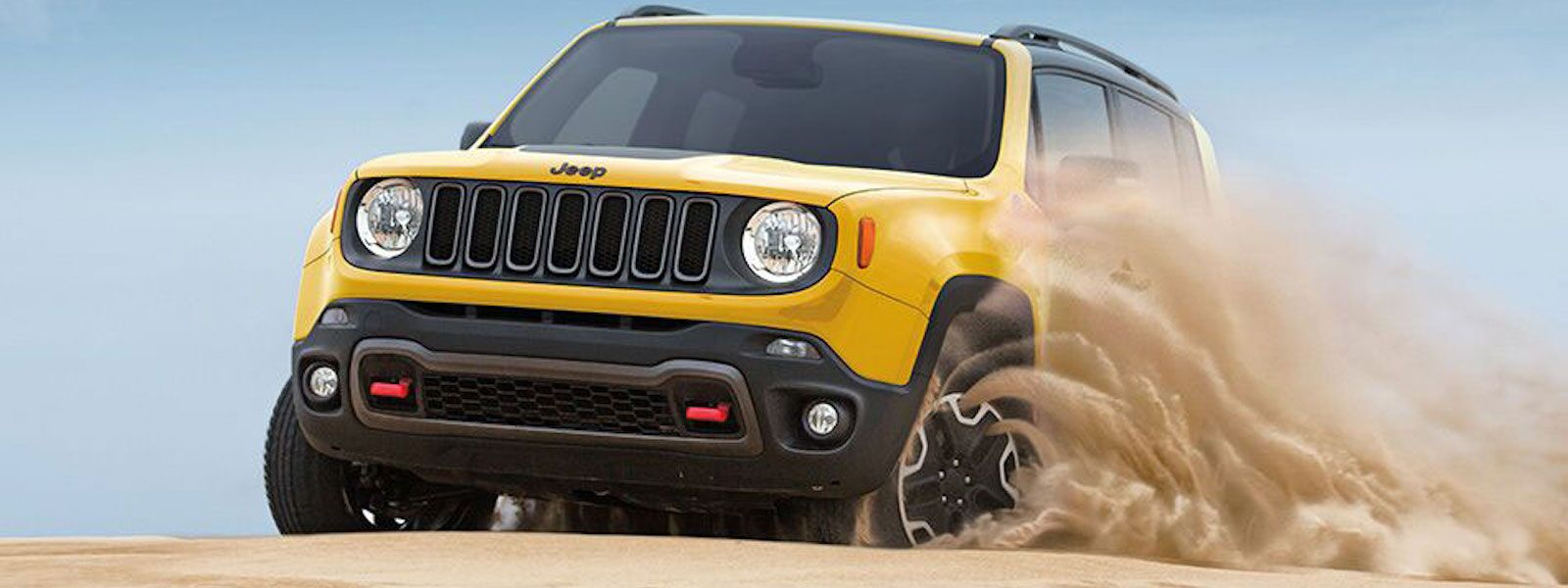 2016 Jeep Renegade Performance