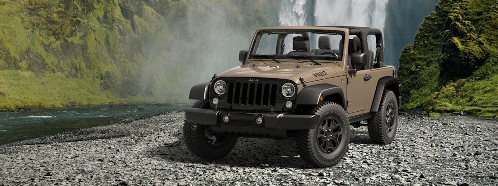 2016 Jeep Wrangler Style