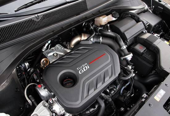 2016 Kia Sedona Engine