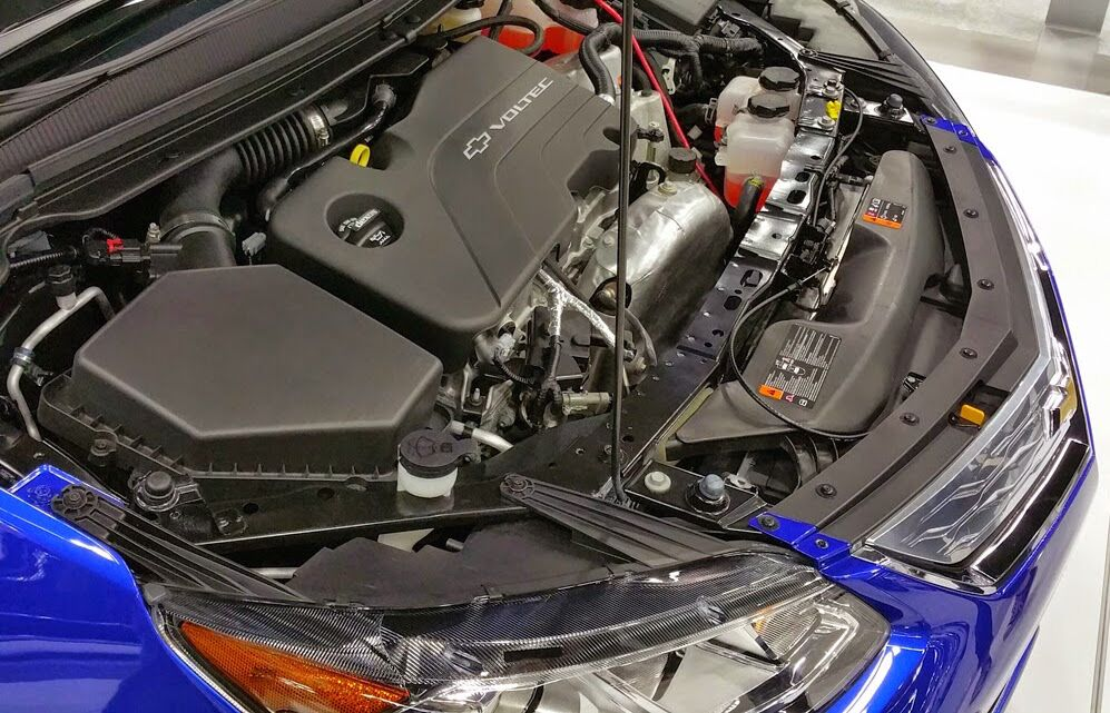 2016 Chevy Volt - Engine