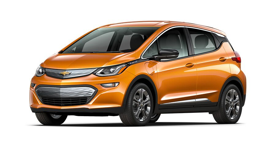 2017 Chevrolet Bolt EV available at Miami Lakes Chevy