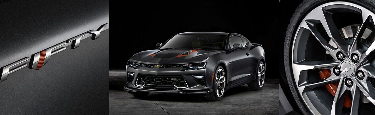 2017 Chevy Camaro 50th Anniversary Edition available at Miami Lakes Automall
