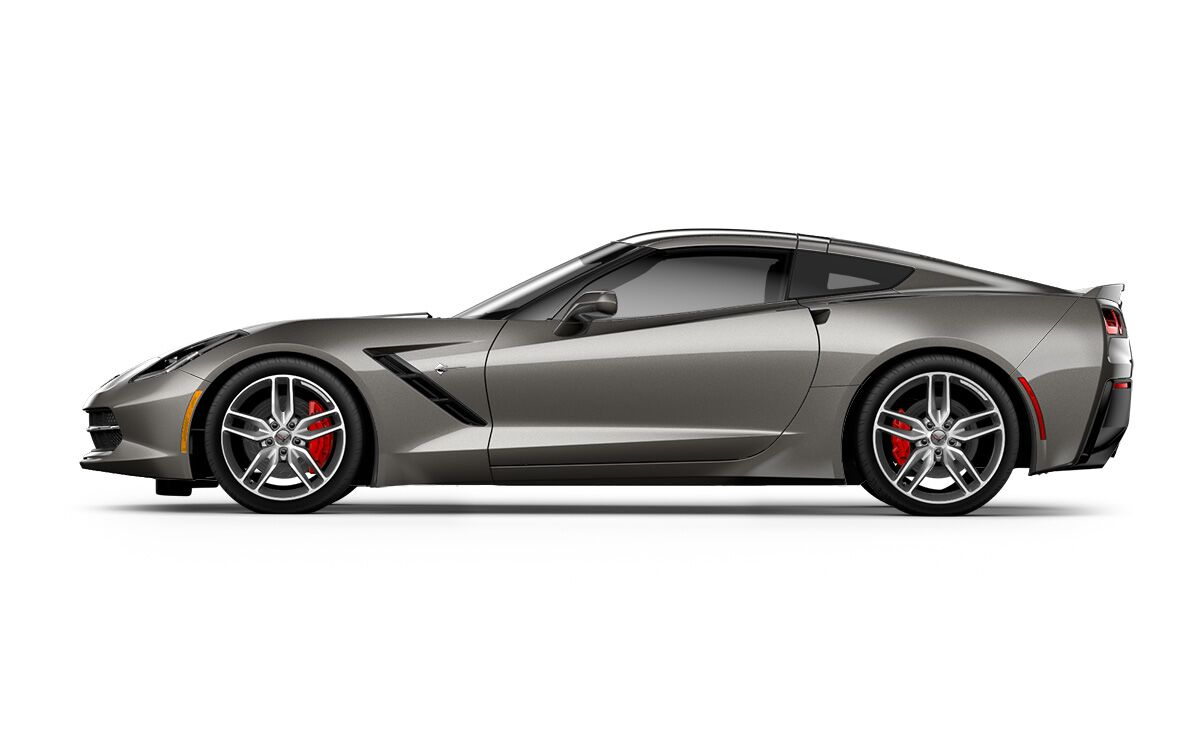 Corvette Stingray Exterior