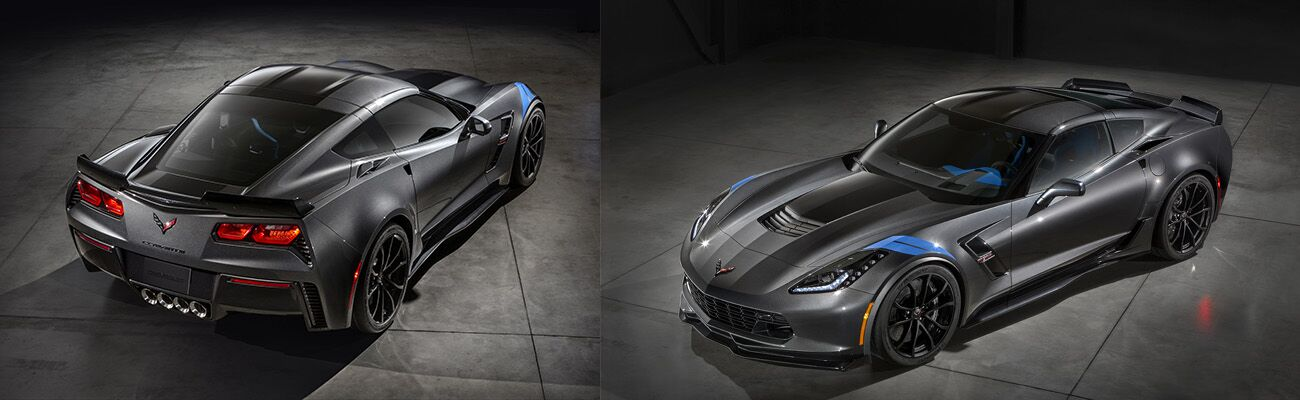 Corvette Grand Sport Collector Edition