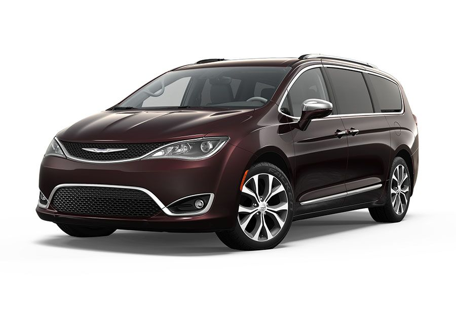 2017 Chrysler Pacifica at Miami Lakes Automall