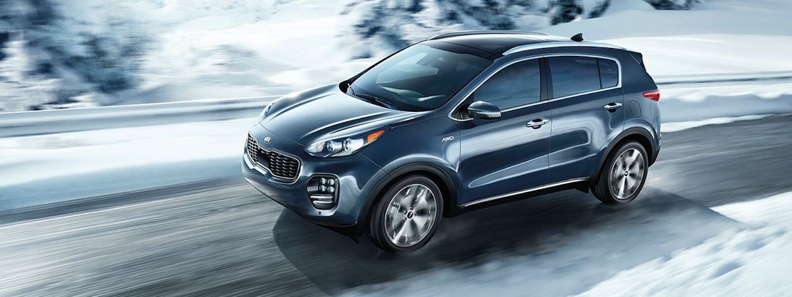 2017 Kia Sportage Performance