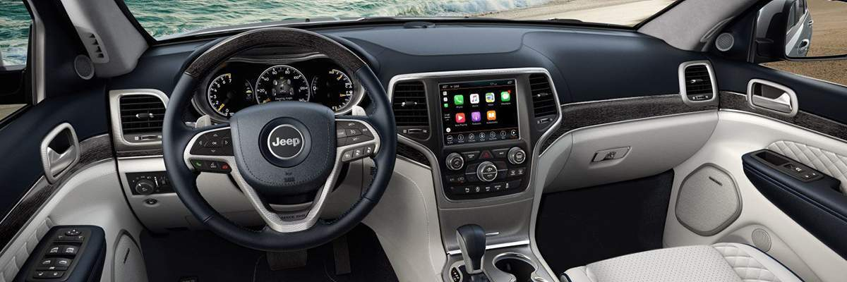 2018 Jeep Grand Cherokee Technology