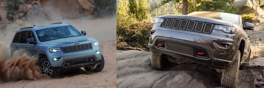 2018 Jeep Grand Cherokee Style