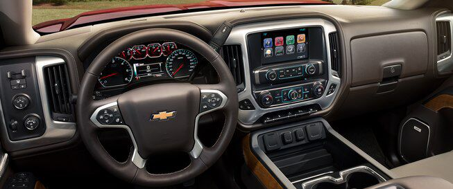 2018 Chevrolet Silverado 3500HD Technology