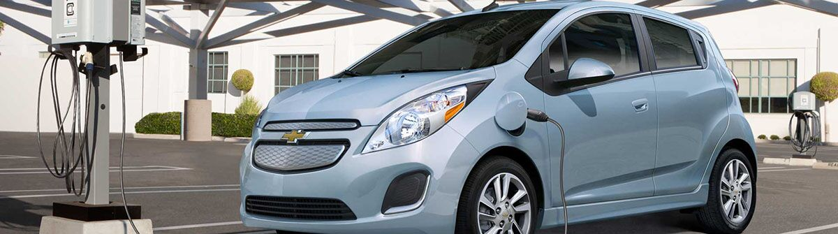 4 Awesome Facts About the Chevy Spark EV