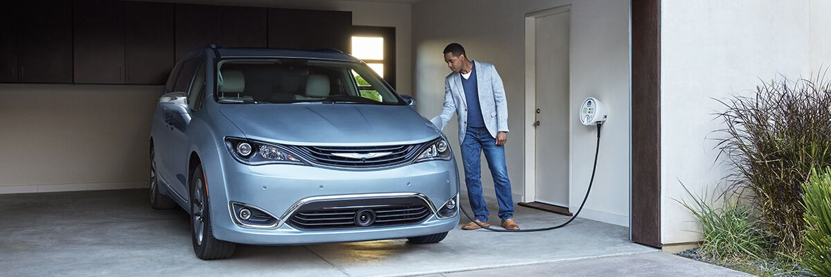 Chrysler Pacifica Hybrid available at Miami Lakes Chrysler