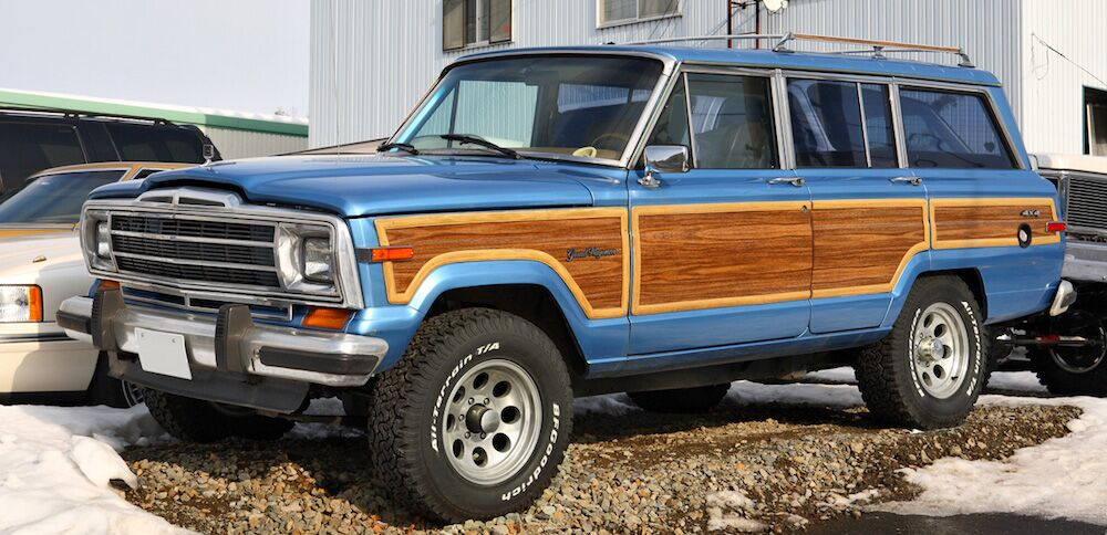 Jeep Grand Wagoneer >> 5 Facts About The Original Jeep Grand Wagoneer