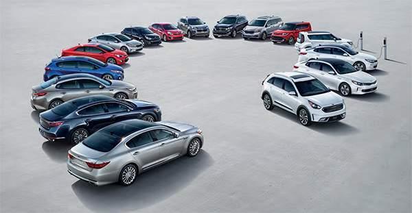 Kia Motors tops JD Power Initial Quality Study