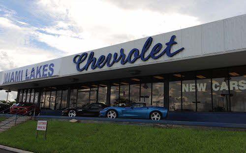 Miami Lakes Automall - Chevrolet