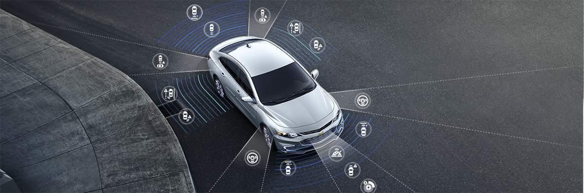 Chevy Malibu safety technology
